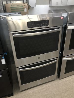 Ge Stainless Steel Double Wall Oven Bran New for Sale in Norcross, GA