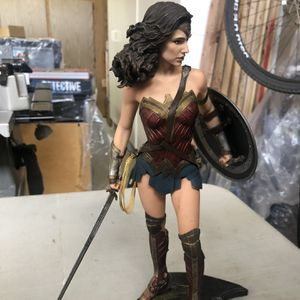 Dawn Of Justice: Wonder Woman Statue for Sale in Morgan Hill, CA