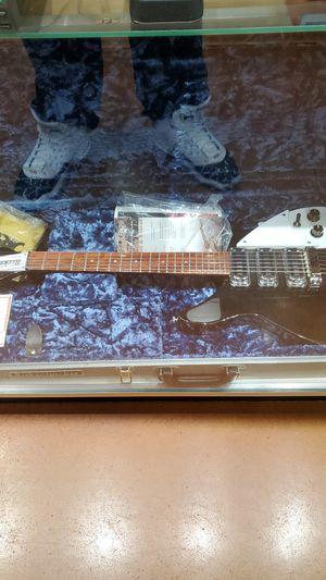 Rickenbacker>325c64>Guitar/Electric w Original Box, Case, MIAMI C SERIES JETGLO for Sale in Raleigh, NC