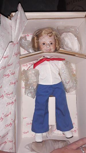 Shirley Temple porcelain doll for Sale in Denver, CO
