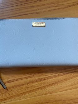 Kate Spade wallet (light grey) for Sale in West Covina,  CA