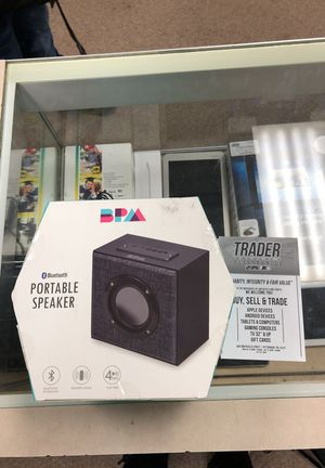 BPM Portable Bluetooth speaker for Sale in Pittsburgh, PA