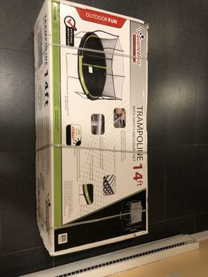 Brand New BouncePro 14ft Trampoline for Sale in PA, US