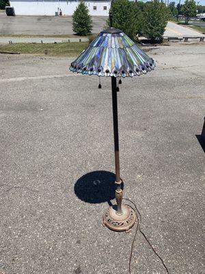 Quoizel Three Light Floor Lamp for Sale in Winston-Salem, NC