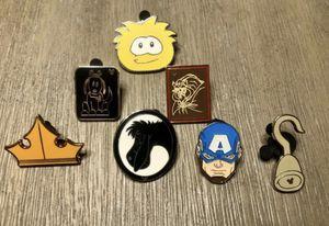 Disney Pins! $3 each! for Sale in Santa Fe Springs, CA