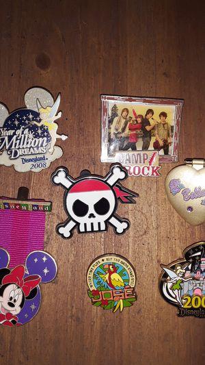 Disney pins for Sale in Turlock, CA