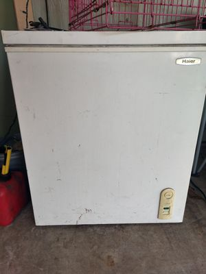 Haier chest freezer for Sale in Humble, TX