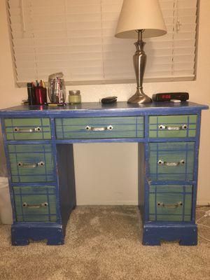 Solid Wood Desk for Sale in Escondido, CA