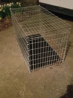 Dog Cage Large for Sale in Woodstock,  GA