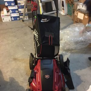 """Craftsman 138.37097 21"""" 13Amp Electric Lawn Mower for Sale in Colorado Springs, CO"""