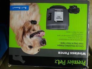 Premier Pet Wireless Fence New for Sale in Milton, TN