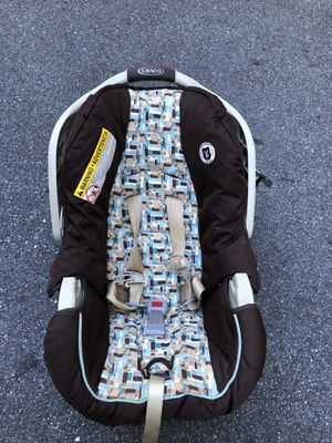 Graco infant car seat for Sale in Wayland, MA