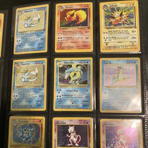 Original Pokémon Cards for Sale in Orlando, FL
