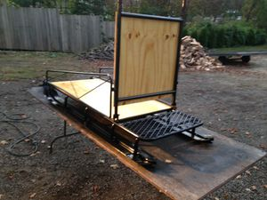 Snowmobile sleigh for Sale in Methuen, MA