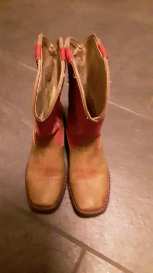 Girls size 13 Roper boots for Sale in Toledo, OH
