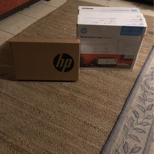 HP Laptop / HP Never stop Printer for Sale in Fresno, CA