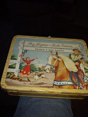 Roy Rogers Lunch Box for Sale in East Wenatchee, WA