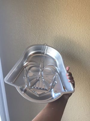 Wilton Darth Vader Cake Pan for Sale in Nipomo, CA