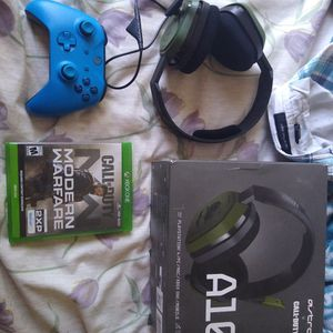 Xbox One Controller And Game for Sale in San Diego, CA