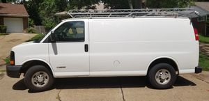 Chevy Express 3500 Cargo Van for Sale in BRECKNRDG HLS, MO