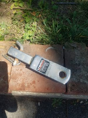 1 1/4 inch trailer receiver hitch with pin for Sale in PA, US