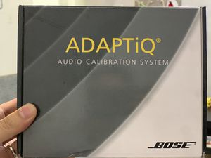 Bose ADAPTIQ audio calibration system for Sale in Hollywood, FL