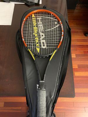 Tennis racket head intelligence for Sale in Bloomingdale, IL