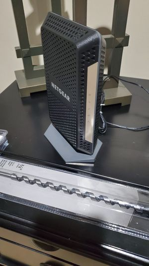 Netgear modem. for Sale in Lockport, IL