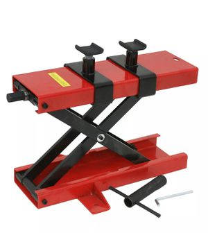 1100 LB Motorcycle Dirt Bike ATV Scissor Mini Jack Lift Stand Center Floor for Sale in ROWLAND HGHTS, CA