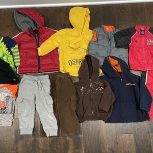 2T Boys Winter Jackets & Clothes for Sale in Mt. Juliet, TN