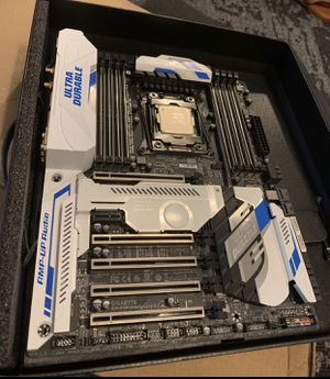 Intel I7 6950x Extreme 10core 20Threads, Gigabyte Ultra Durable for Sale in West Sacramento, CA