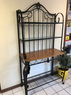 Bakers rack $50. for Sale in Seven Hills, OH