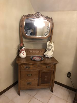 Antique cabinet very beautiful for Sale in MAYFIELD VILLAGE, OH