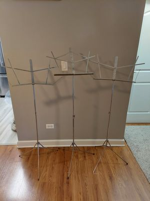 Musical notes stands for Sale in Palatine, IL