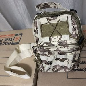 Small Digital Camo Backpack Carry Bag for Sale in Austin, TX