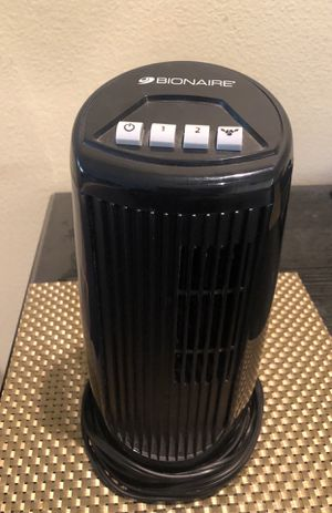 Bionaire personal mini space tower fan for Sale in Fremont, CA