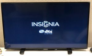 Tv- Insignia 40 inch for Sale in Mountain View, CA