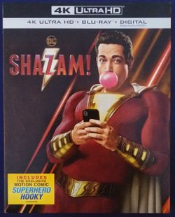 SHAZAM! 4K Brand New for Sale in Los Angeles,  CA