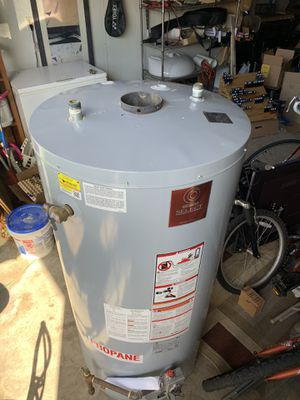 74 gallon gas water heater '' like new'' for Sale in Baltimore, MD