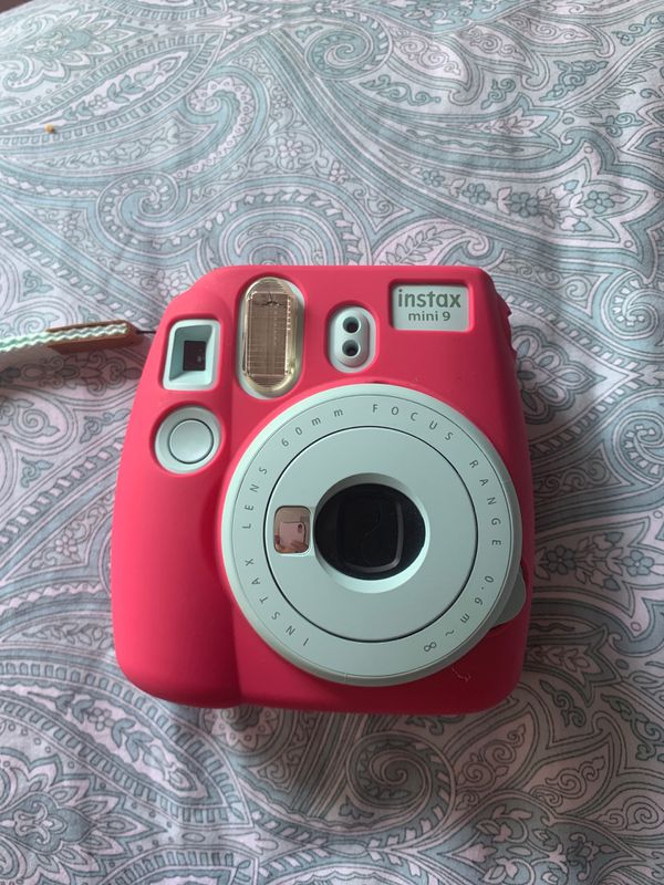Instax mini 9 camera brand new
