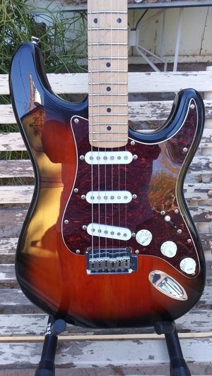 Standard Squier Stratocaster by fender for Sale in Phoenix, AZ