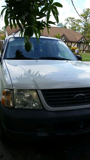 Ford Explorer for Sale in Sunrise, FL