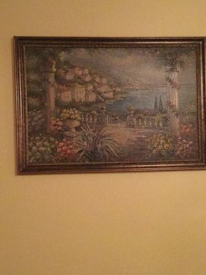 Decorative painting for Sale in Marion, IL