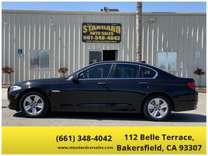 2013 BMW 5 Series for Sale in Bakersfield, CA