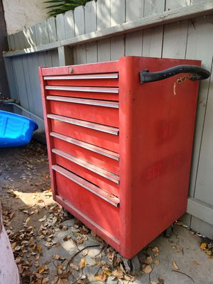 Snap on Tool Box for Sale in San Diego, CA