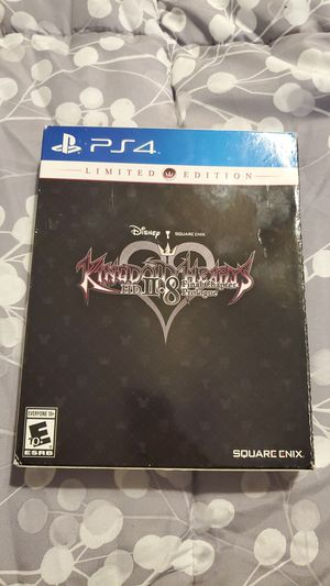 Kingdom Hearts 2.8 Limited Edition for Sale in Los Angeles, CA