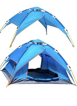 Camping Tent for 3-4 ppl, Brand New for Sale in San Jose, CA