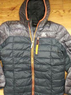 Lightweight Boys Thin Bubble Jacket Size L-14/ Chamarra Ligera for Sale in Dallas,  TX