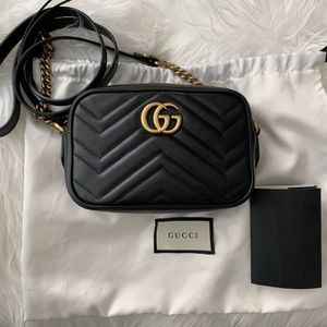 Gucci Marmont Matelassé Mini Bag for Sale in Newport Beach, CA