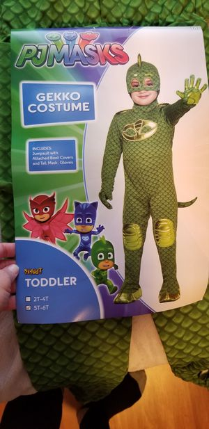 Gecko fro PJ Masks Halloween Costume from Spirt for Sale in Pompano Beach, FL